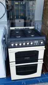 'Cannon' Dual Fuel Cooker - Excellent Condition / Free local delivery