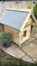 New fully insulated dog kennel for sale