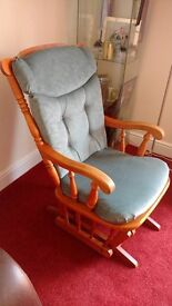 Mechanical Rocking Chair in good condition- collection only