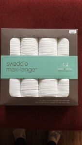 Aden and Anias swaddling blankets-NEW