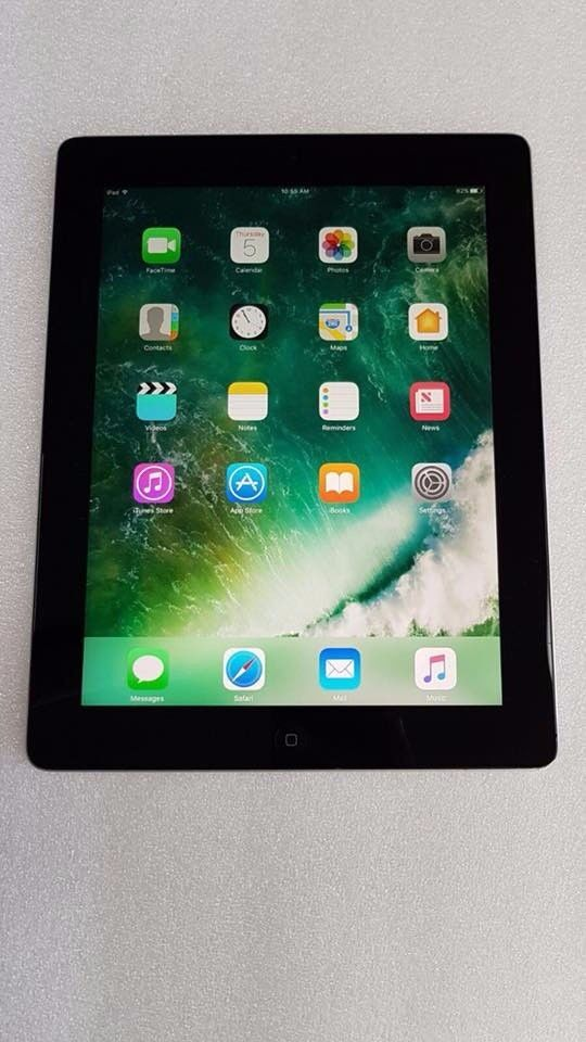 APPLE IPAD 3 32GB WIFI AND CELLULAR WITH RECEIPT