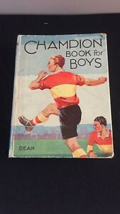 Champion Book for Boys