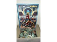 MB Games Hero Quest 300 Piece Jigsaw Puzzle The Witch Lord 1989 100% COMPLETE!