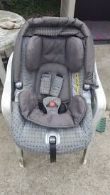 Travel System not in the best condition but been cleaned