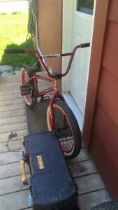 2012 or 13 fit Ben Lewis signature BMX