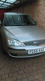 Mondeo 55plate 2ltdci great family car with mot till 2nd july 2018