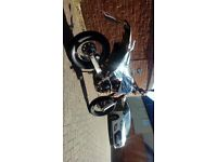 sinnis apache 125 spares and repairs