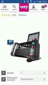 Karioke machine brand new