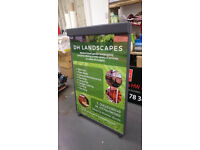 **** Pavement Signs**** A-boards to suit a multitude of indoor and outdoor promotional uses