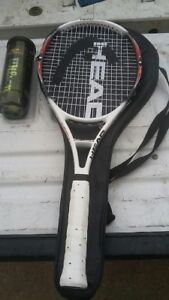 Brand new tennis racquetswith caseminty AF