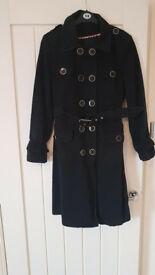 Julien MacDonald faded cord jacket size 12