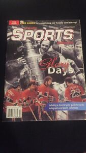 July 2001 Vol 11 No 10 Canadian Sports Collector magazine