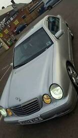 Mercedes-Benz E320cdi Avantgarde 2002