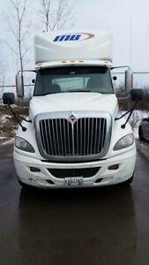 2012 International ProStar, Used Day Cab Tractor