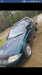2000 Ford Falcon AU Ute