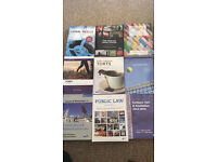 All First Year Law textbooks