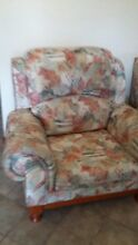 3 seater sofa with two matching armchairs Beverley Park Kogarah Area Preview
