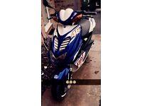 Yamaha Aerox Rossi Edition (50cc)