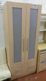 IKEA wardrobe with 2 bottom drawers