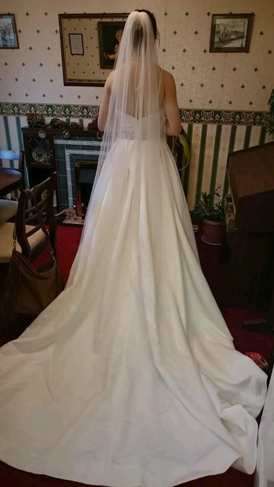Size 10 wedding dress | in Stoke-on-Trent, Staffordshire | Gumtree