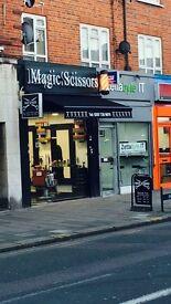 Magic scissors