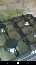 Delonghi gas hob (built-in)
