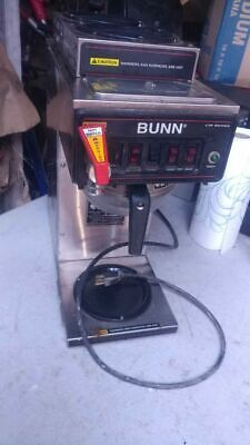 Bunn Cw Series Coffee Maker 3 Warmers