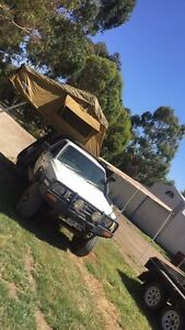 HILUX FOR SALE Kilmore Mitchell Area Preview