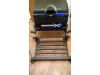 matrix match master seat box