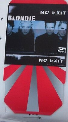 "BLONDIE ""NO EXIT"" cd DISPLAY TOP, VG (-) (-) (-)"