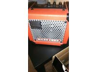 Roland Red Cube Amp