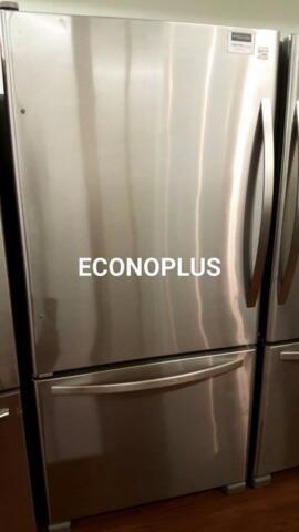 Econoplus entrepot liquidation frigo kenmore modele de for Centre liquidation electromenager laval