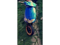 125cc gilera runner sp 2 stroke reg as 50cc