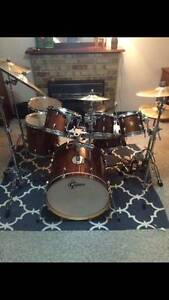 7pc Gretsch Catalina Maple + Paiste Signatures + DW 9000 DB Pedal Leeming Melville Area Preview