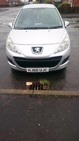 Brilliant Condition Peugeot 207