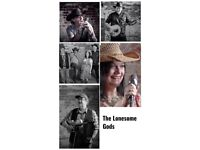 Signed alt-country/ Americana band with management seek drummer