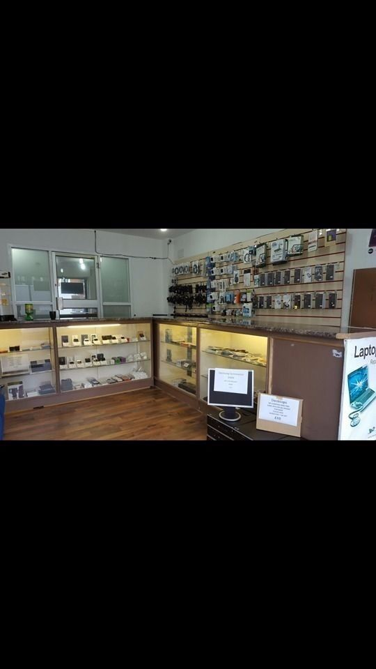 Electronic Repair/Accessories Shop based in Forest Gate E7in Newham, LondonGumtree - Mobile Phones & Laptop Shop and online Business For Sale in London Forest Gate Asking Price £25,000 Location Forest gate Romford road Rent £14400K (£1000 P/M First 6 month) Rates No rates Lease 3/5 Years Lease available Turnover £4.5/ 5K PCM We...