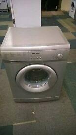silver bush 6kg 1200 spin washing machine