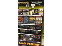 Warhammer at top banana Plymouth