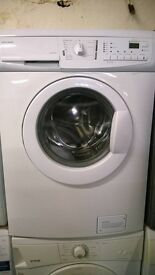 white john lewis 6KG1200 spin digital washing machine