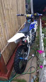 2013 YZF 250 GWTR Race Motor
