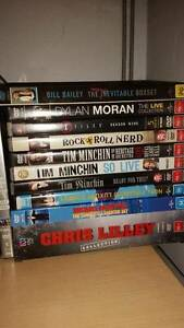 Assortment of Comedy DVD's Summer Hill Ashfield Area Preview