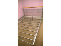 Free metal bed frame