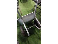 Twin wheelbarrow