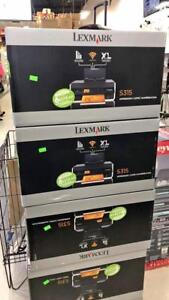 BRAND NEW LEXMARK S315 AIO COLOR PRINTER WIRELESS -N- TECHNOLOGY ALL IN ONE PRINT COPY SCAN PRICE: $99.99