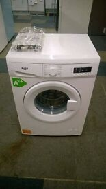 white bush 6kg 1200 spin washing machine