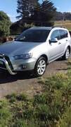 2010 Mitsubishi Outlander Wagon Dysart Southern Midlands Preview