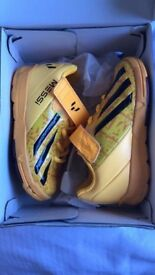 Infant size 5 Messi football boots