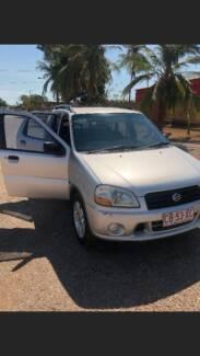 Suzuki ignis 2003 5dr cars vans utes gumtree australia darwin 2003 suzuki ignis hatchback fandeluxe Choice Image