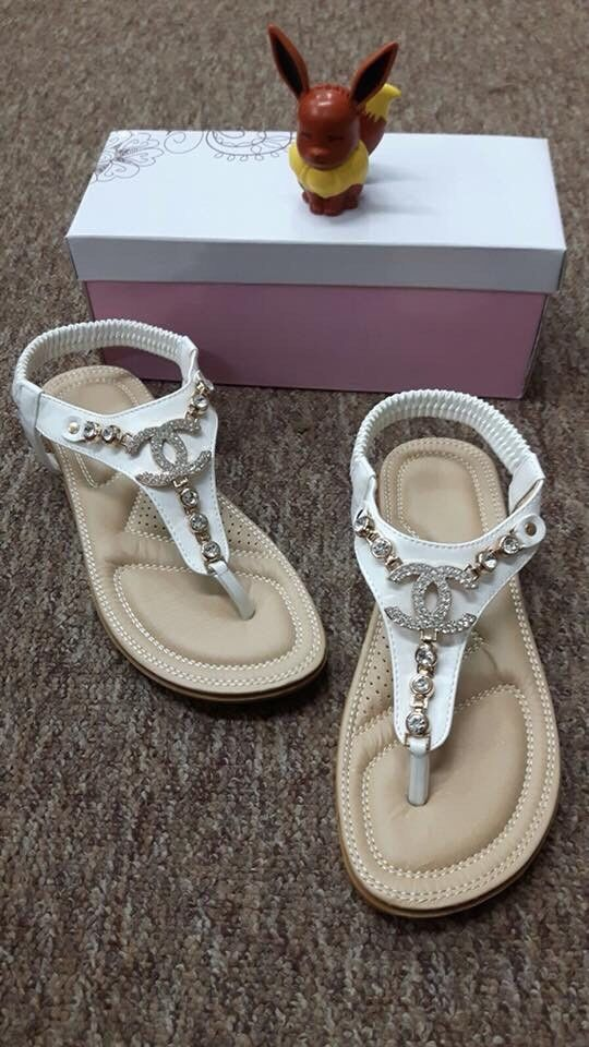 4a592d27 CHANEL sandals | in North Mymms, Hertfordshire | Gumtree